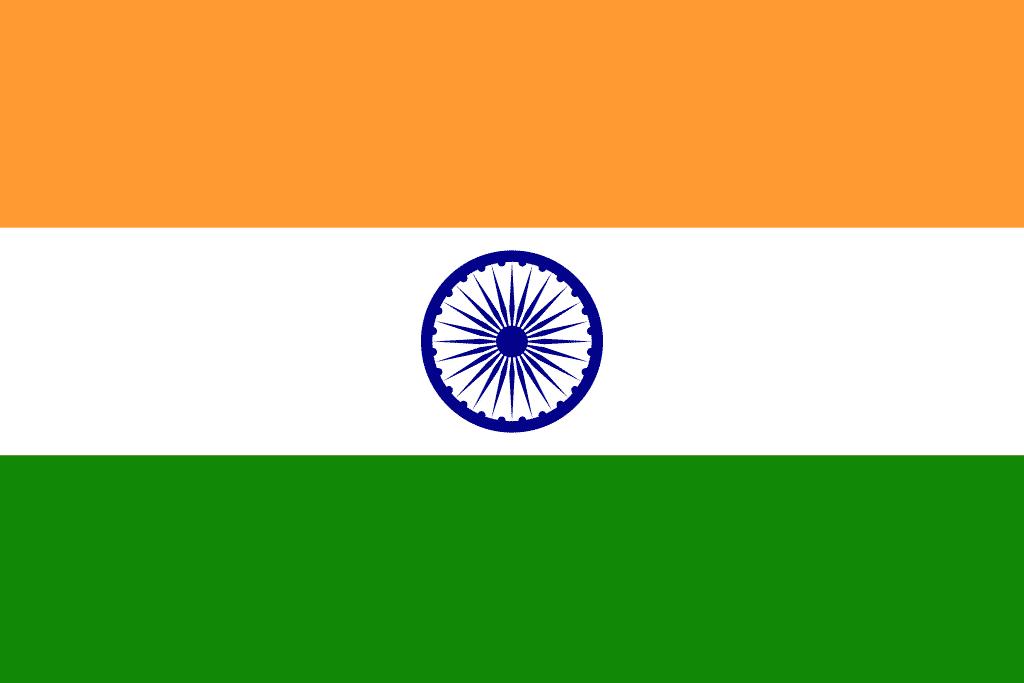 Bandeira da Índia: onde se originou o sexo tântrico