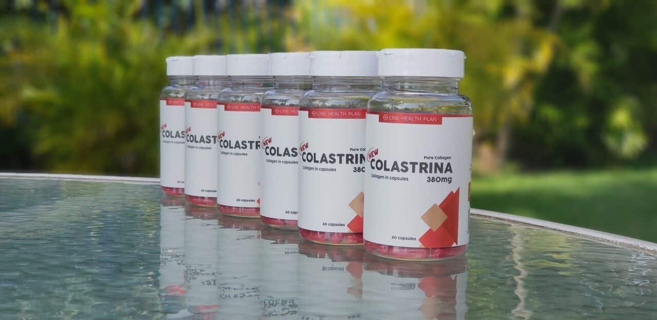 Suplemento de Colágeno: Colastrina